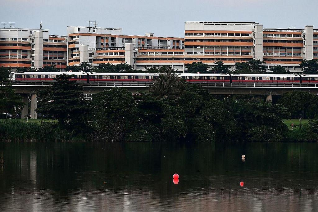 Tinjauan PTC: Tahap kepuasan penumpang MRT, bas turun sedikit