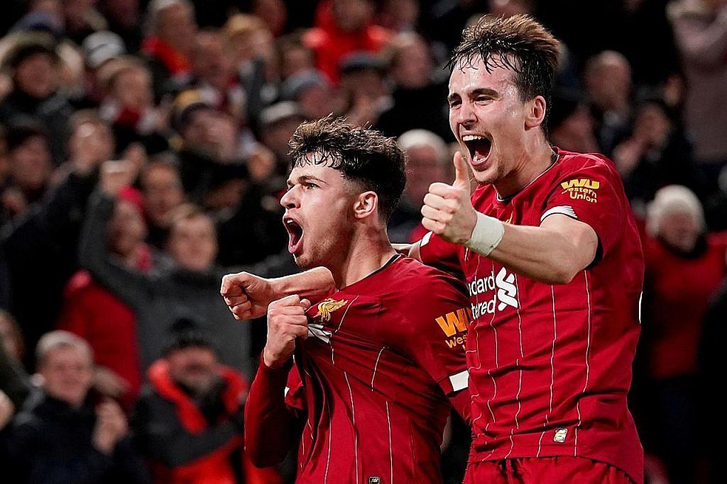 """Prestasi cemerlang Liverpool: Pengerusi perlu """"cubit diri"""""""