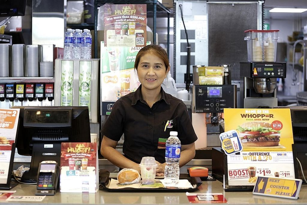 Restoran makanan segera kian prihatin sudut kesihatan