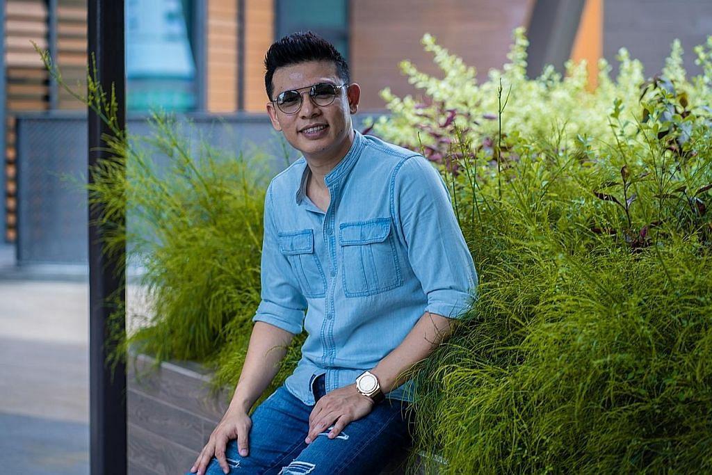 Hady Mirza mahu terus bina kerjaya, elak kesilapan lalu