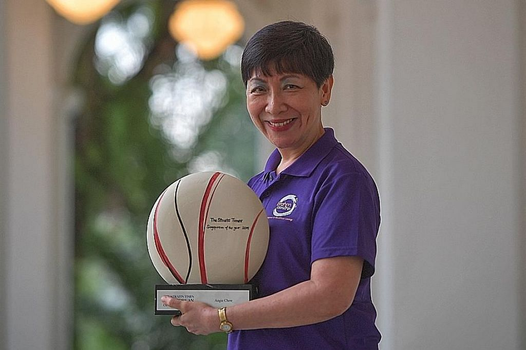 Kemurungan lalu jadi inspirasi Tokoh Singapura bantu masyarakat