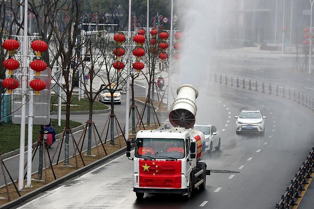 Jumlah korban akibat koronavirus di China melebihi 1,000
