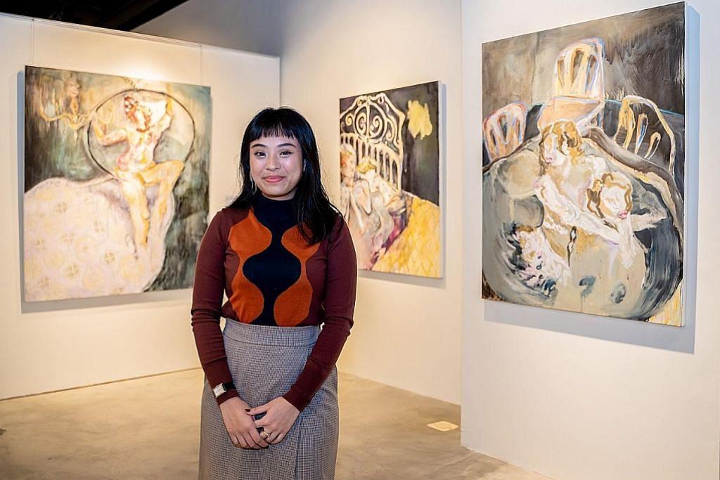 Galeri era baru bantu lulusan Nafa perkasa bakat seni