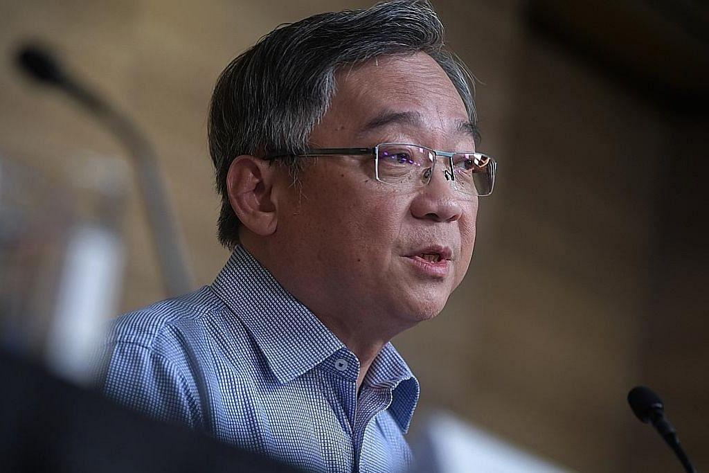 SG, M'sia bentuk jawatankuasa kerja bersama tangani jangkitan