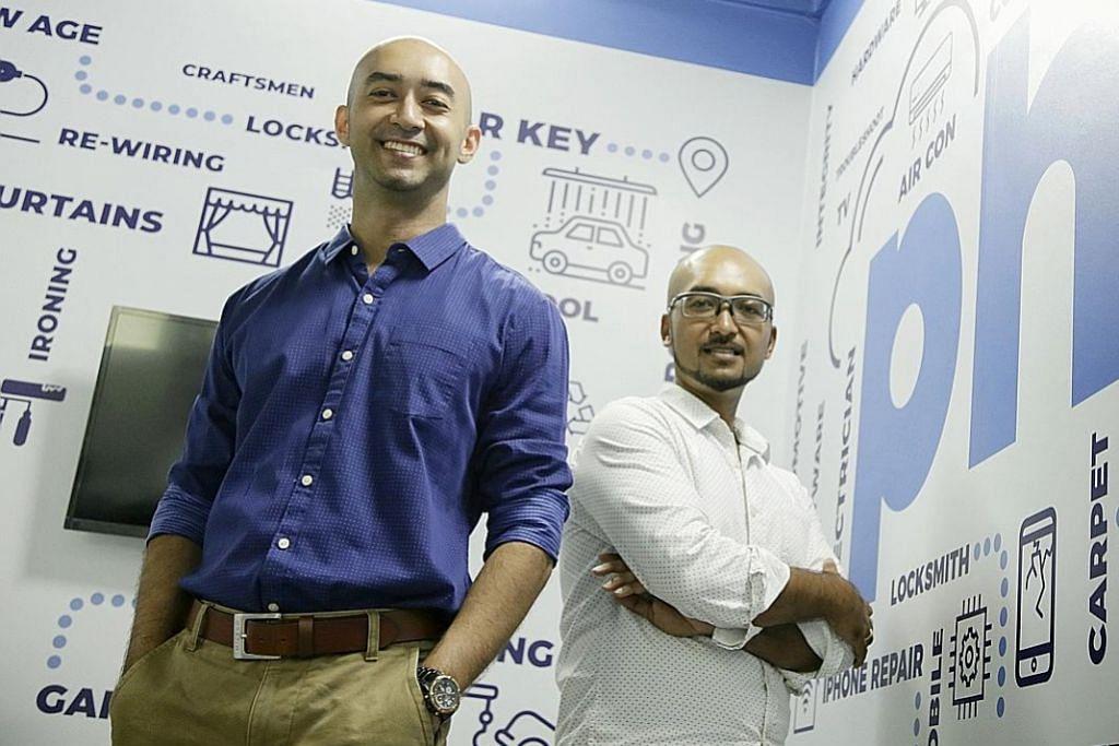Tubuh syarikat 'start-up' bantu ramai dapatkan aneka khidmat