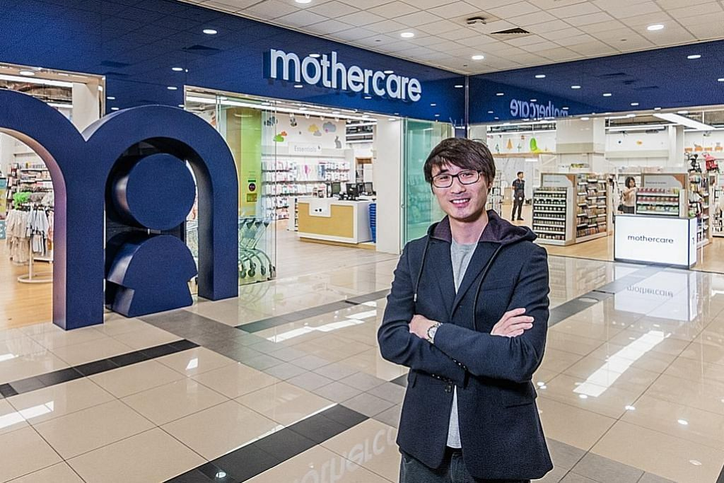 Bos Mothercare utamakan rendah diri, mahir urus orang