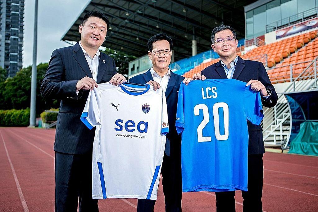 Kelab swasta pertama, Lion City Sailors sertai SPL