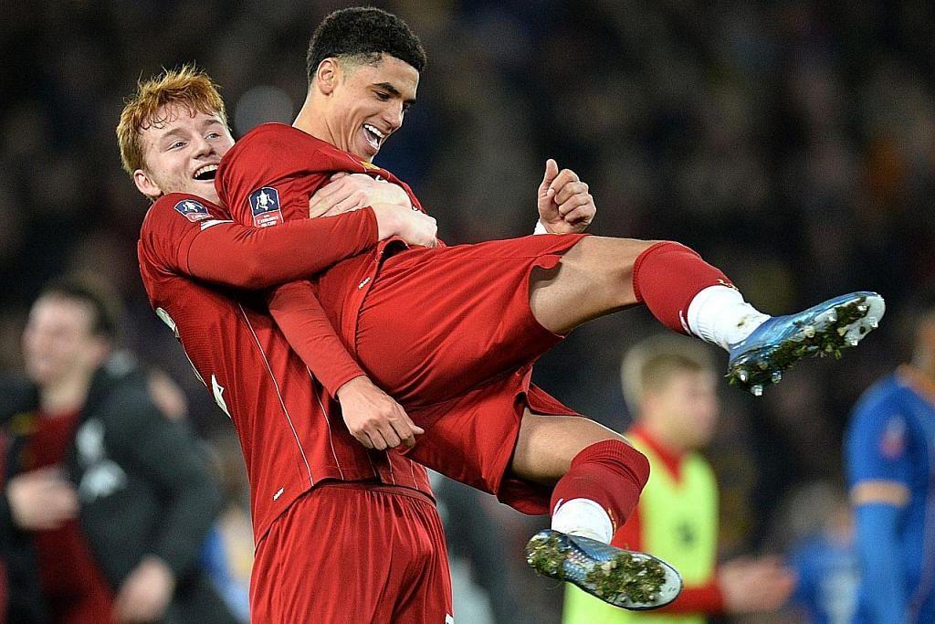 Liverpool dijangka terus unggul