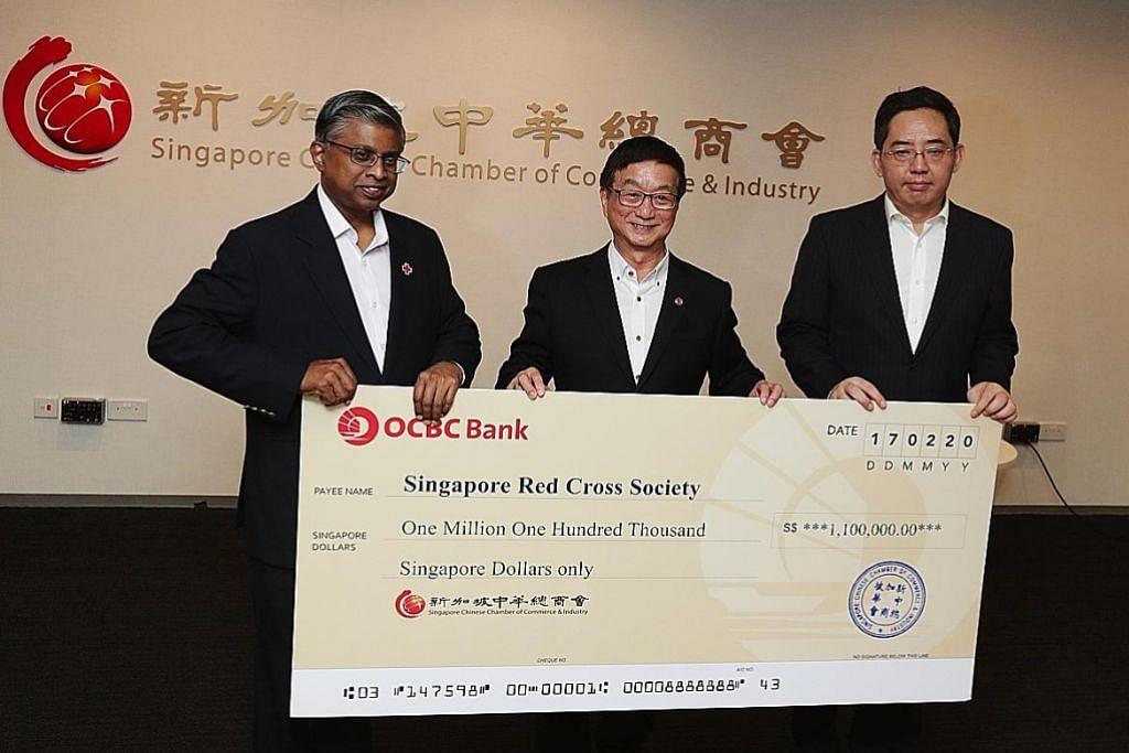 SCCCI kumpul derma $1.1j bantu mangsa virus di China
