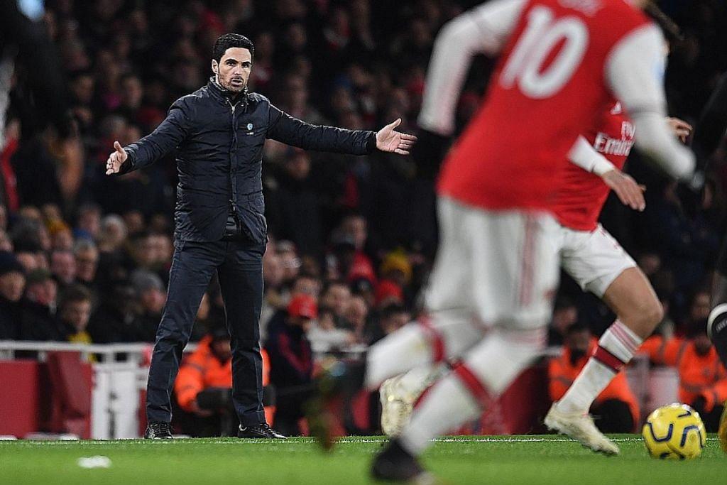 Arteta mahu terbaik bagi Man City walau gantung beri Arsenal peluang