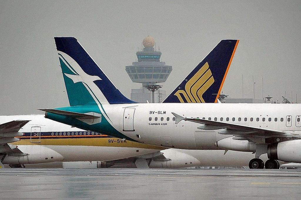 Lebih 100 penerbangan SIA, Silkair dibatalkan