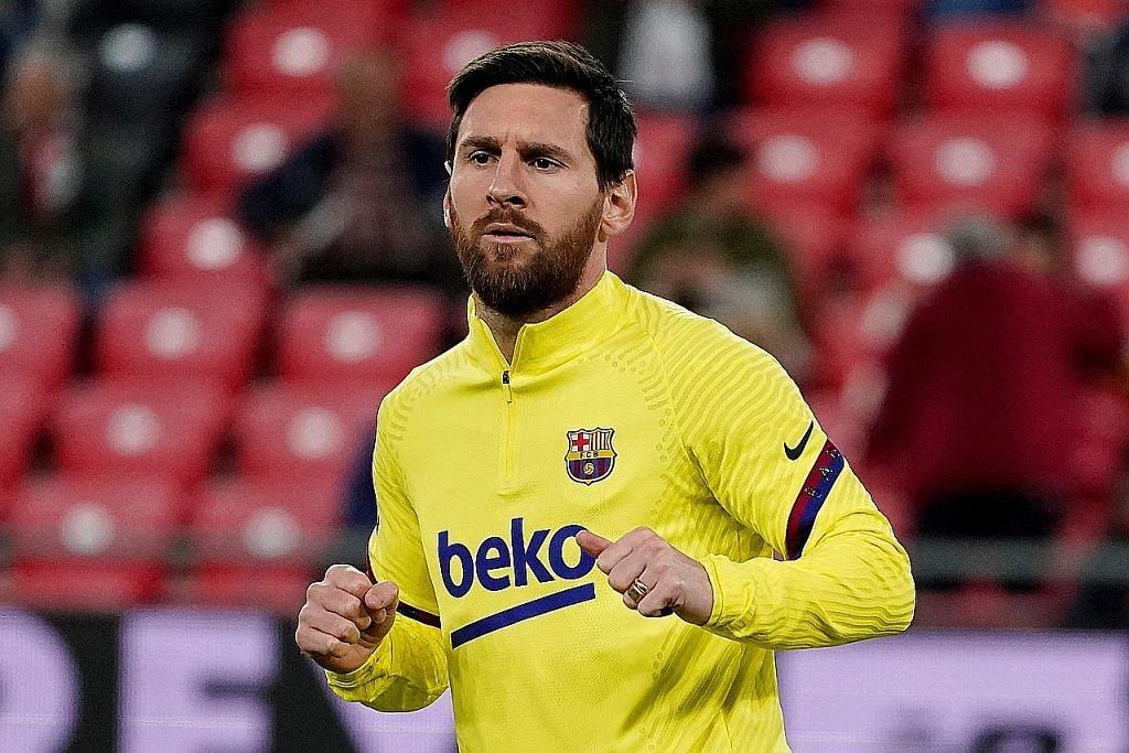 Hamilton, Messi kongsi anugerah Laureus