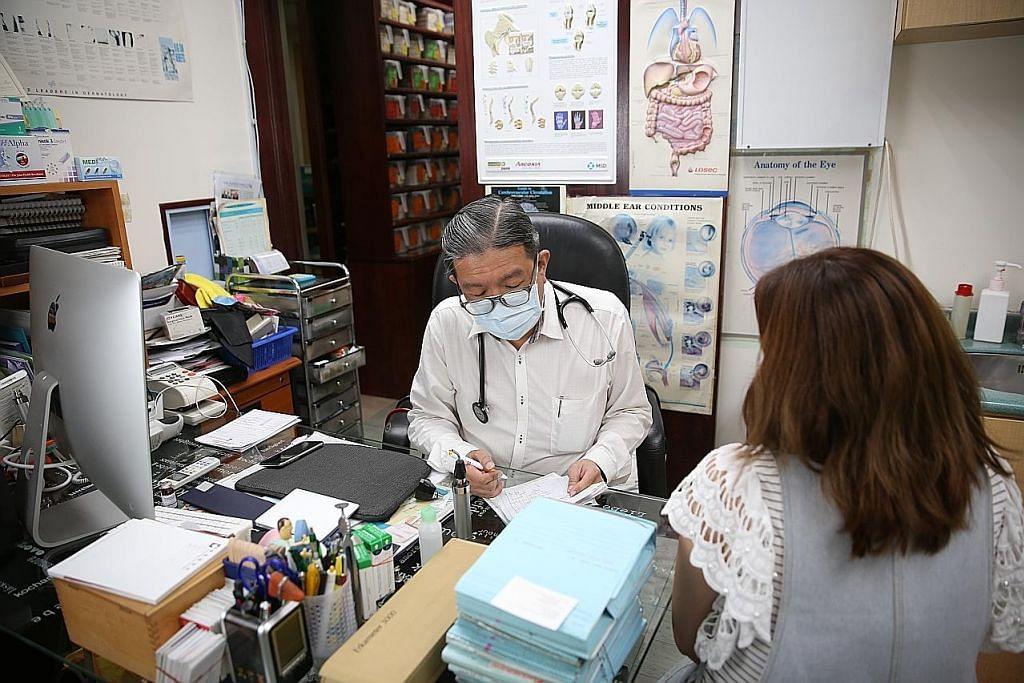 KORONAVIRUS MOH tawar lebih 600 klinik privet rawat pesakit hadapi gejala pernafasan