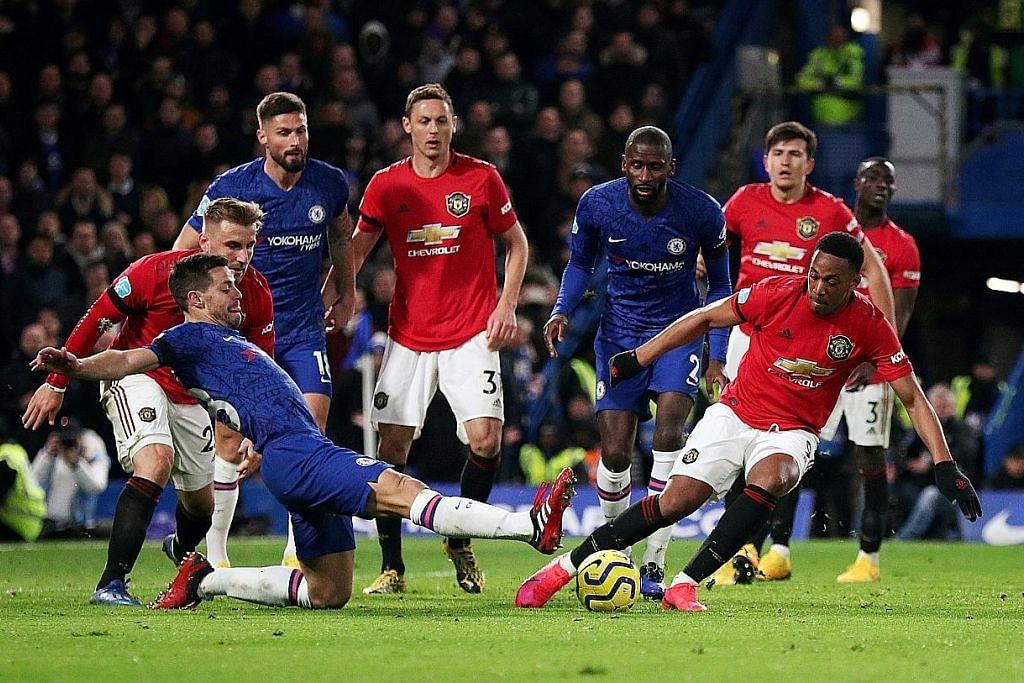 Kemenangan United hangatkan saingan ke Eropah