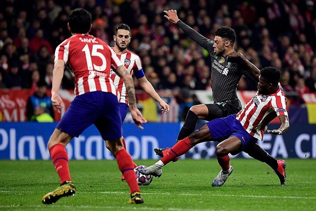Klopp kutuk Atletico selepas kekalahan