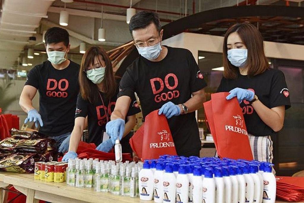 Prudential perkenal pakej bantuan $1.5j bantu SME, individu terjejas virus