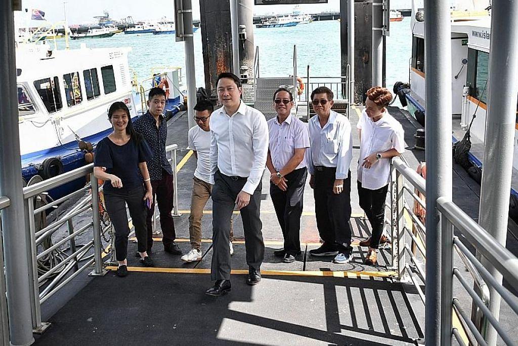 Koronavirus: MPA beri konsesi 50% bagi pengendali kapal penumpang