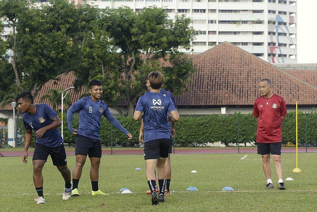 Hougang, Tampines sedia berentap meski perubahan dek koronavirus