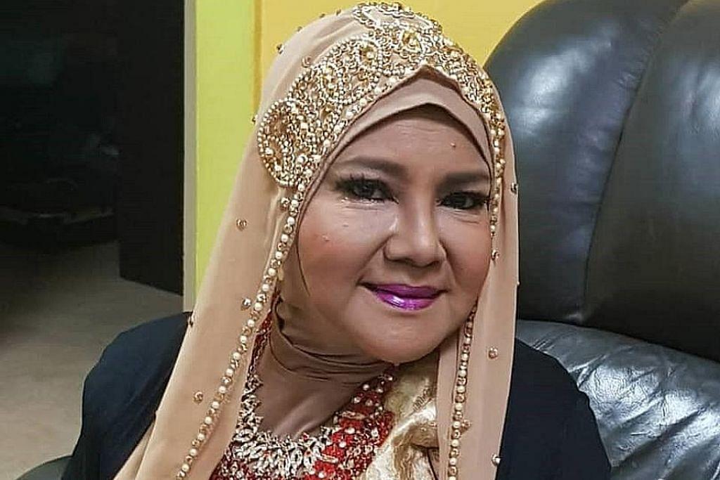 Diserang strok: Zaleha Hamid mula tunjuk tanda positif