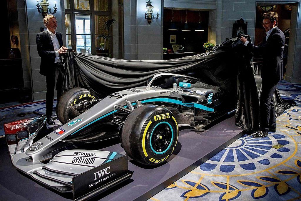 Hamilton, Mercedes ghairah teruskan kejayaan