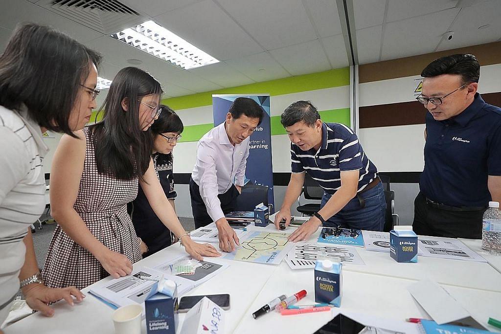 Ye Kung: Lebih 90% kredit SkillsFuture dimanfaat bagi pekerjaan