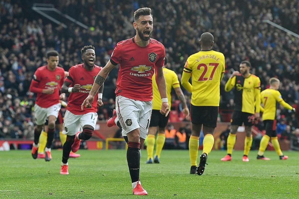 Fernandes inspirasi United daki tangga liga