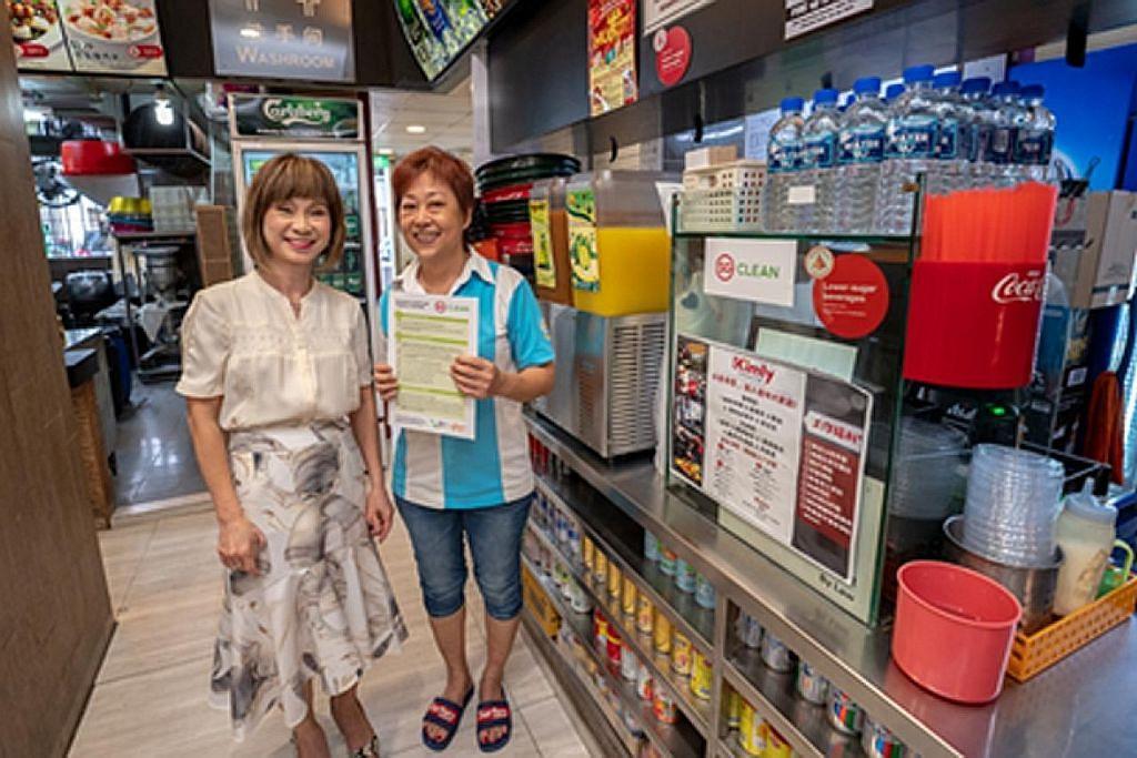 631 pegerai di 15 pusat penjaja sudah terima tanda pelekat 'SG Clean'