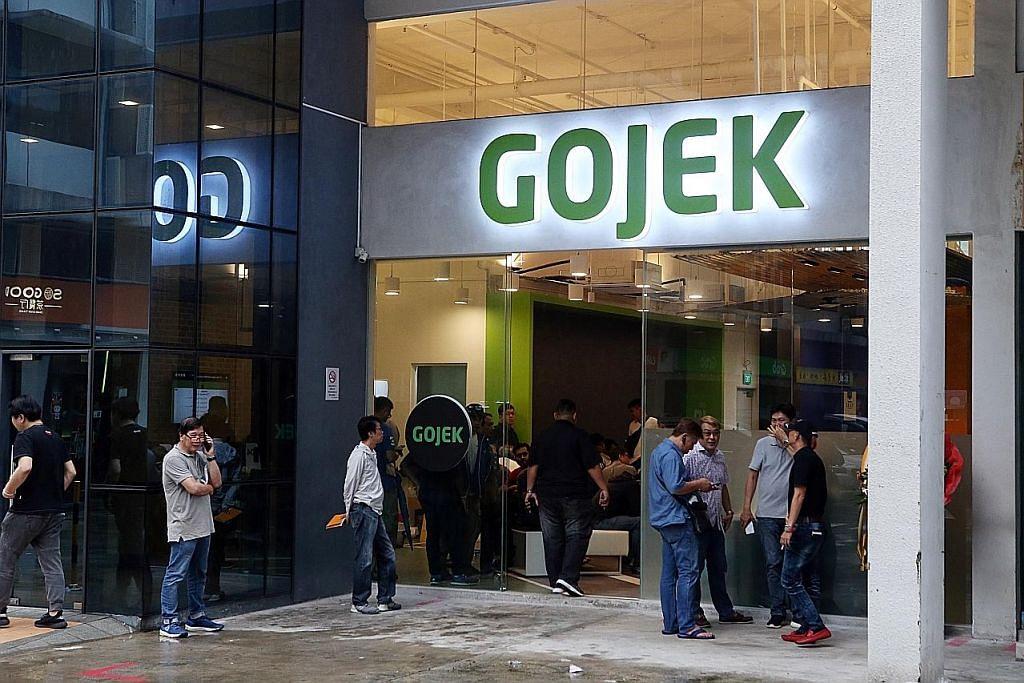 Gojek nafi laporan bincang gabung dengan Grab