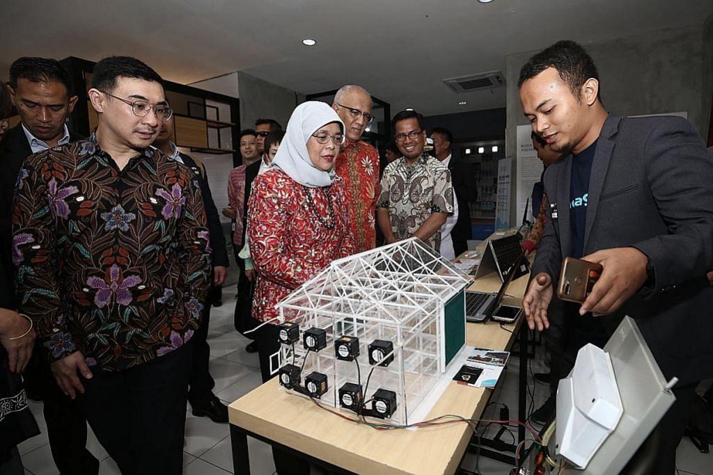 Perkukuh semangat kerjasama, saling bantu SG dan Indonesia
