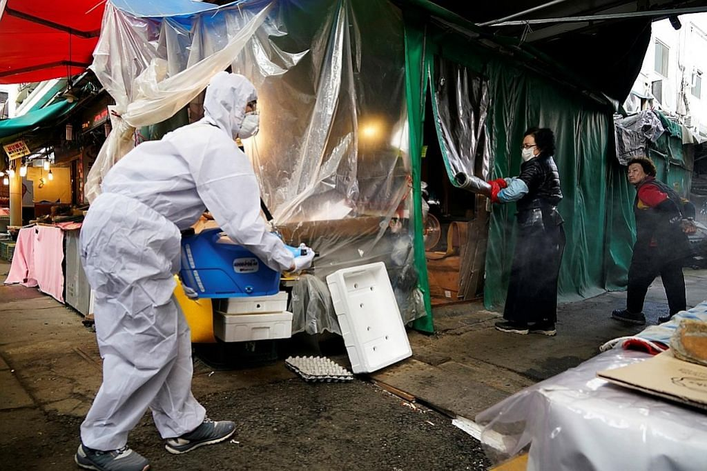Korea Selatan catat lebih 1,440 kes Covid-19