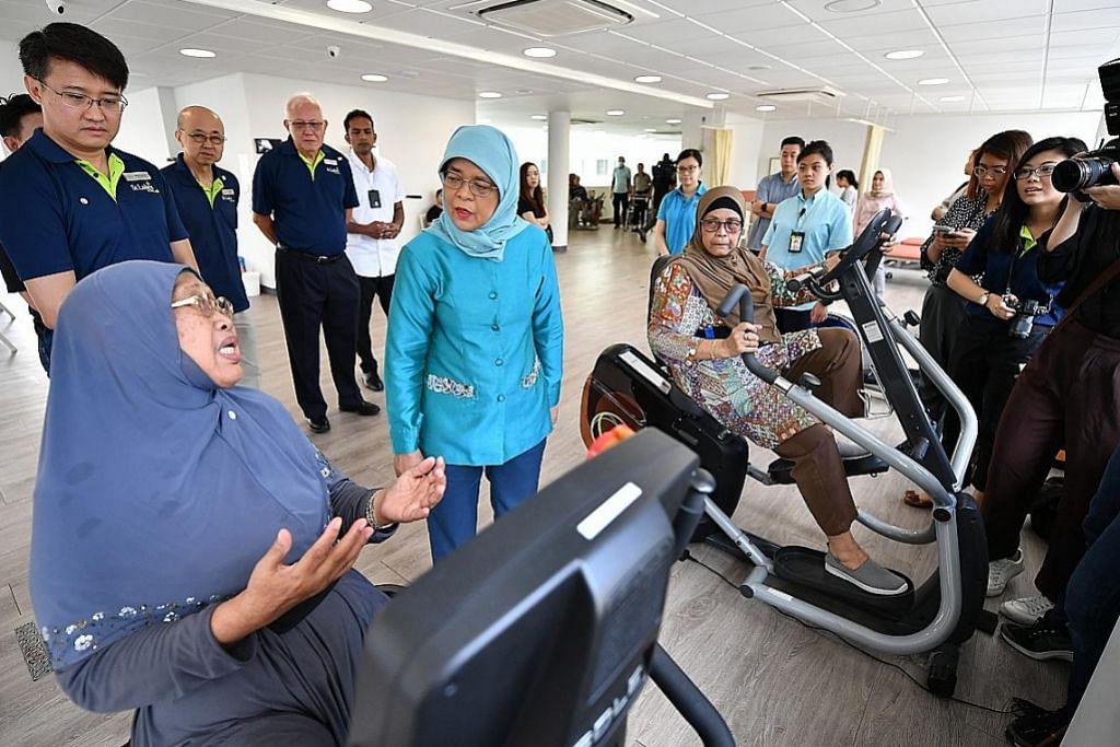 Presiden Halimah: Tangani cabaran koronavirus sebagai satu masyarakat