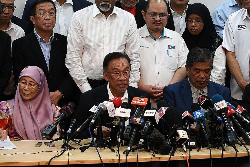 PH mahu Anwar jadi Perdana Menteri baru