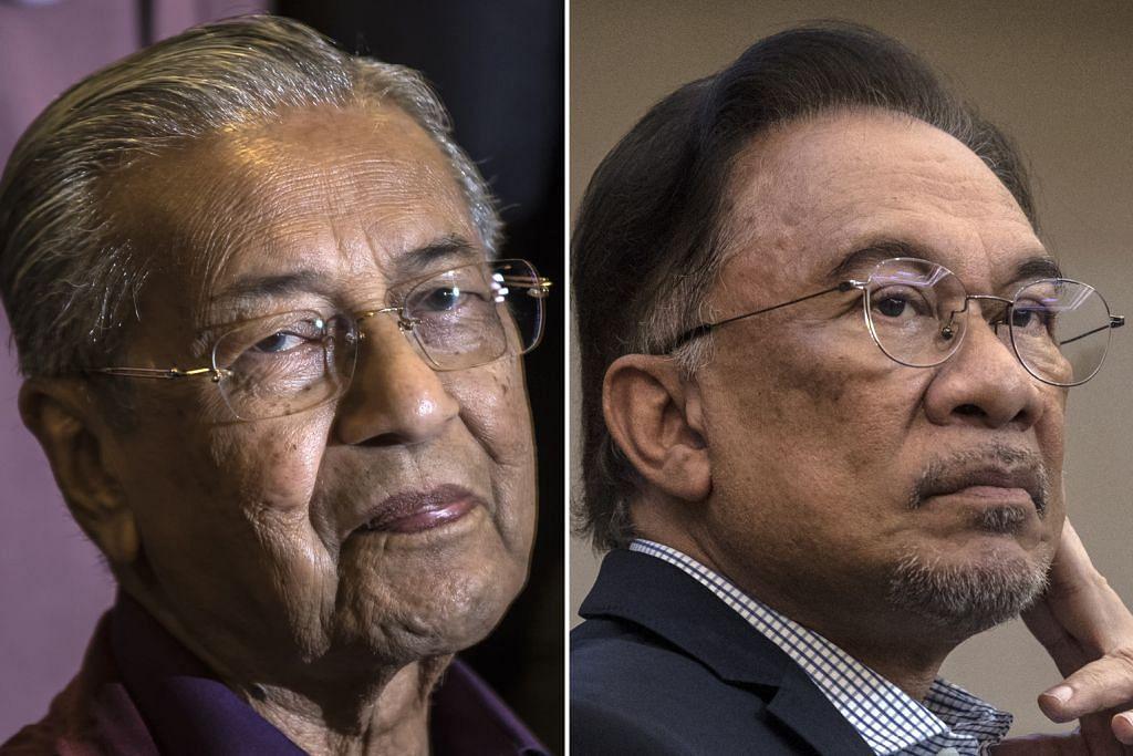 KEMELUT POLITIK MALAYSIA Percaturan politik M'sia dalam memilih siapa jadi Perdana Menteri