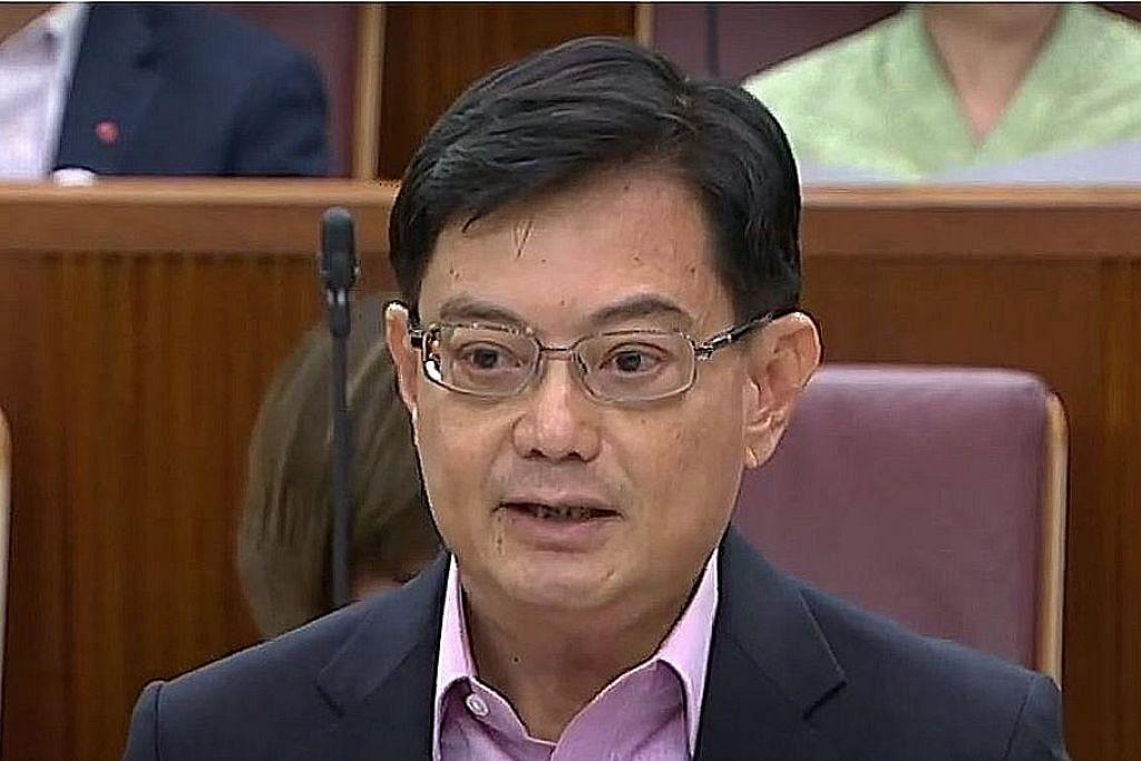 DPM Heng: S'pura punya sumber fiskal tawar lebih banyak bantuan