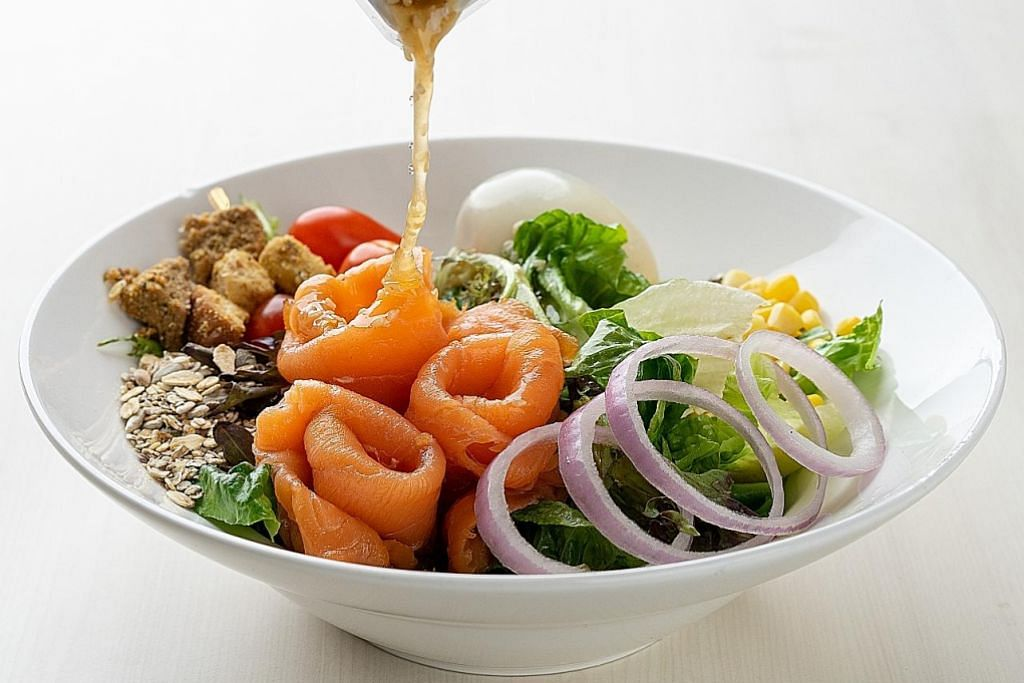 Sajian sihat dari Kraftwich by Swissbake