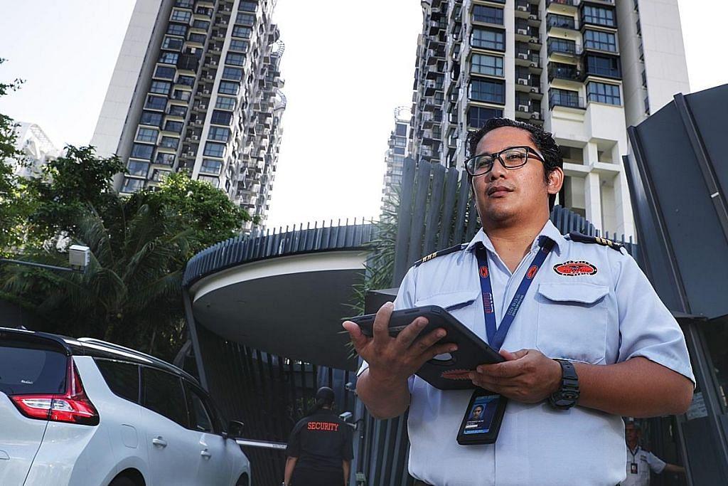 Teknologi bantu tugas pegawai keselamatan lebih produktif