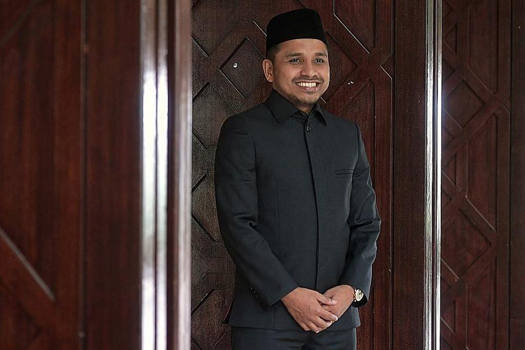 Tahniah Mufti! Selamat menjalankan tugas!