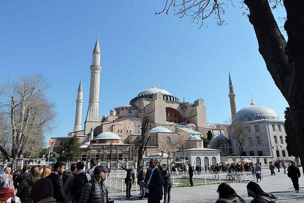Turkey, Balkan, Sepanyol, Maghribi destinasi 'hangat' Melayu/Islam