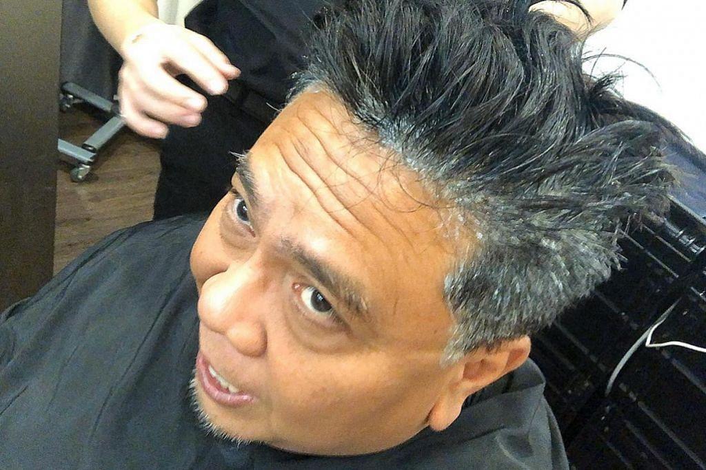 Usah segan jalani rawatan rambut