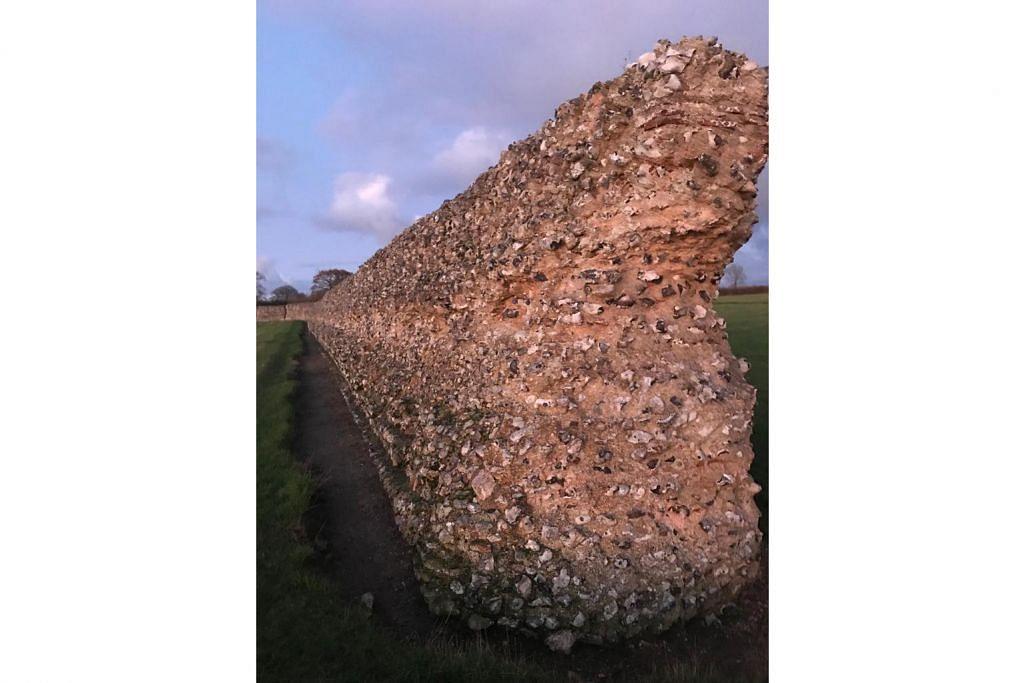 Norfolk penuh sejarah, menarik bagi pencinta alam