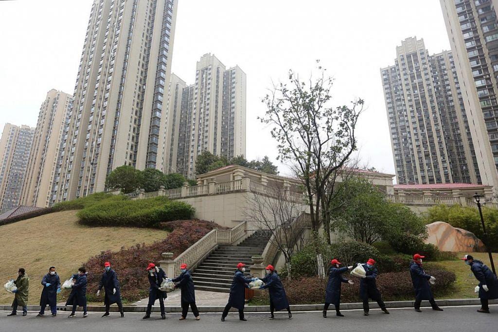 Kes Covid-19 di China kian berkurangan