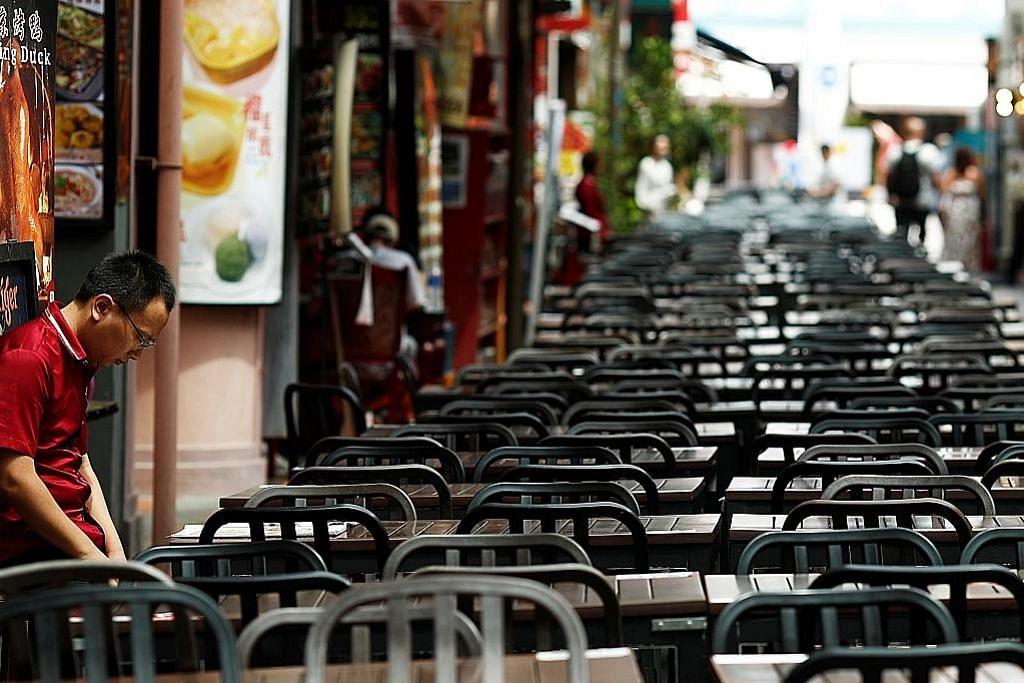 Banyak pengendali F&B belum dapat pengesahan rebat sewa: Persatuan Restoran
