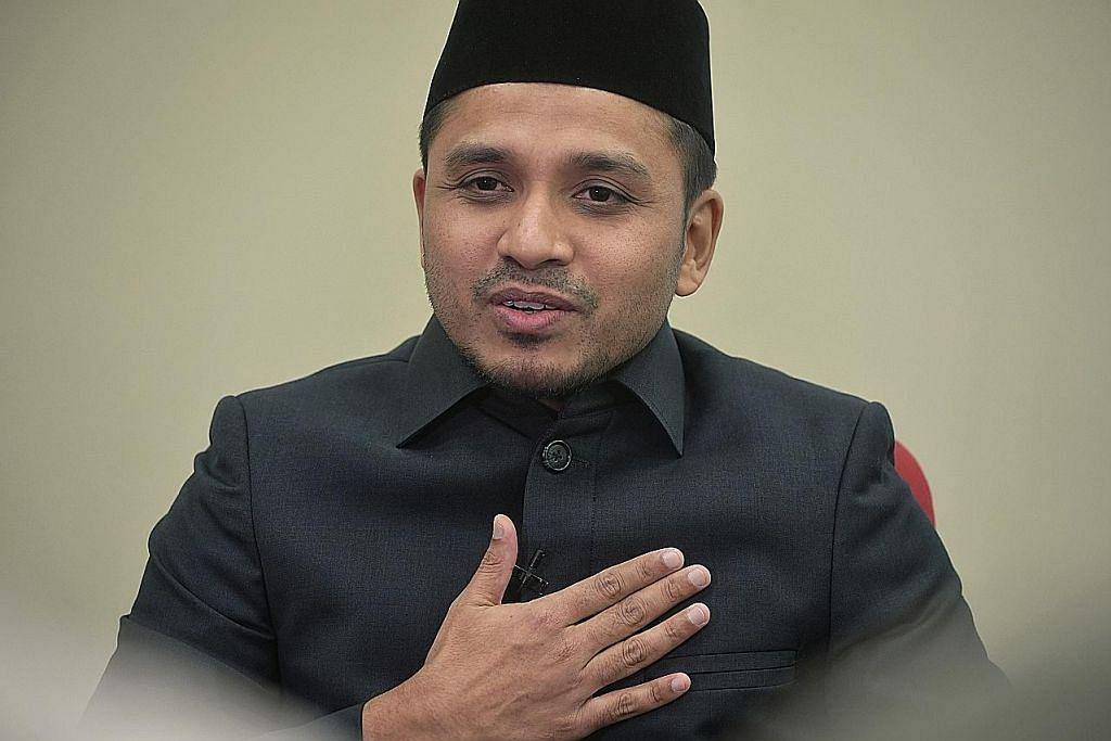 Mufti dilantik anggota Majlis Presiden bagi Keharmonian Agama
