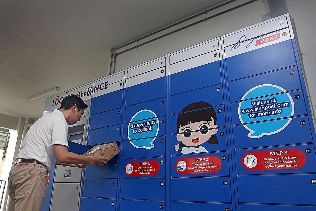 1,000 stesen lokar diperkenal bagi penghantaran bungkusan di estet HDB