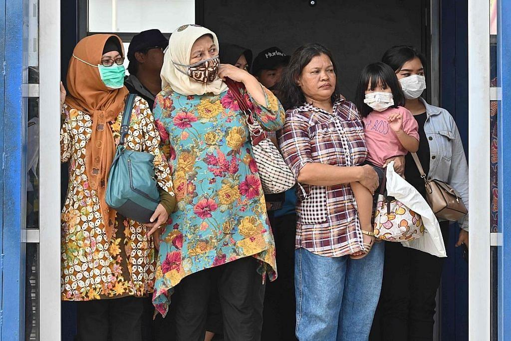 Dewan Perwakilan Indonesia mahu langkah pencegahan jangkitan lebih ketat