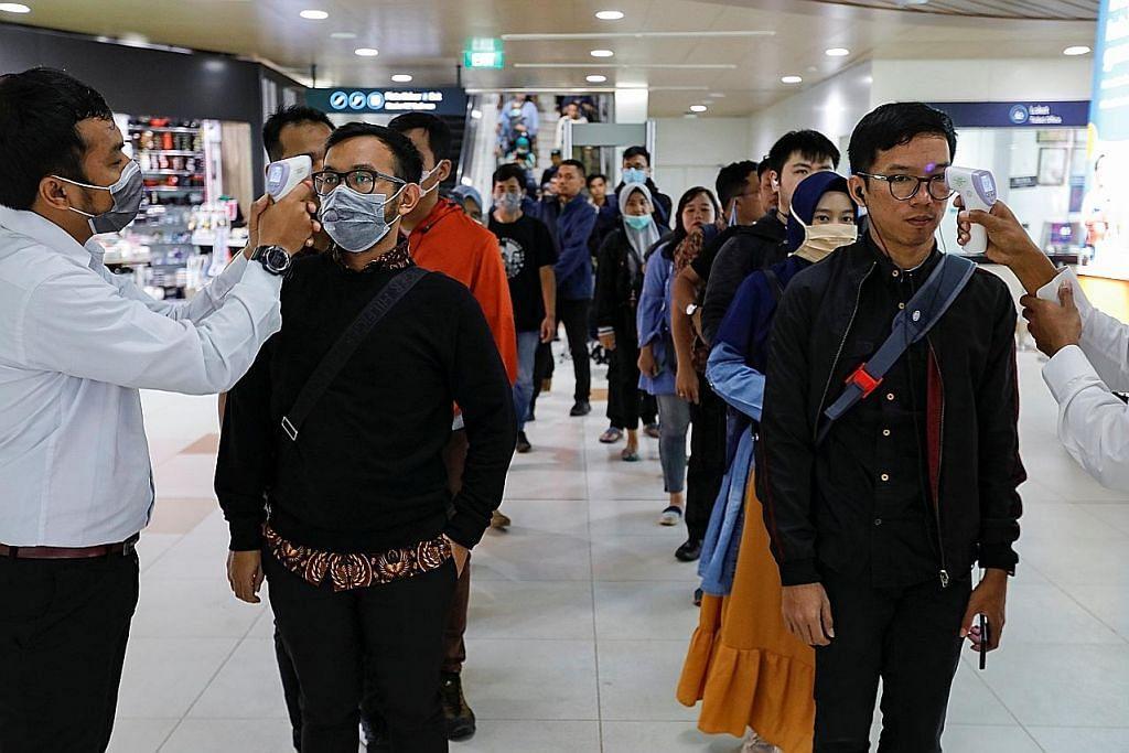 Indonesia siap bendung penularan virus