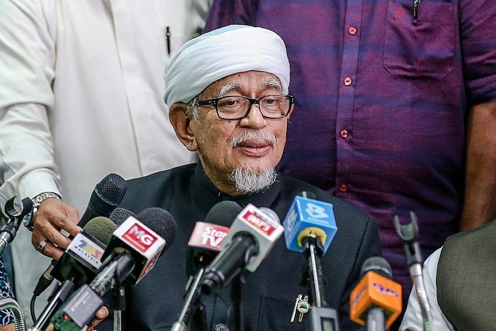 PAS tidak letak syarat Hadi dilantik Timbalan PM