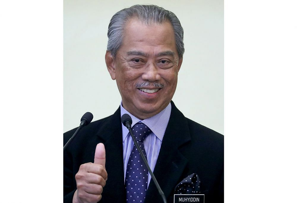 4 Menteri Kanan dalam Kabinet M'sia