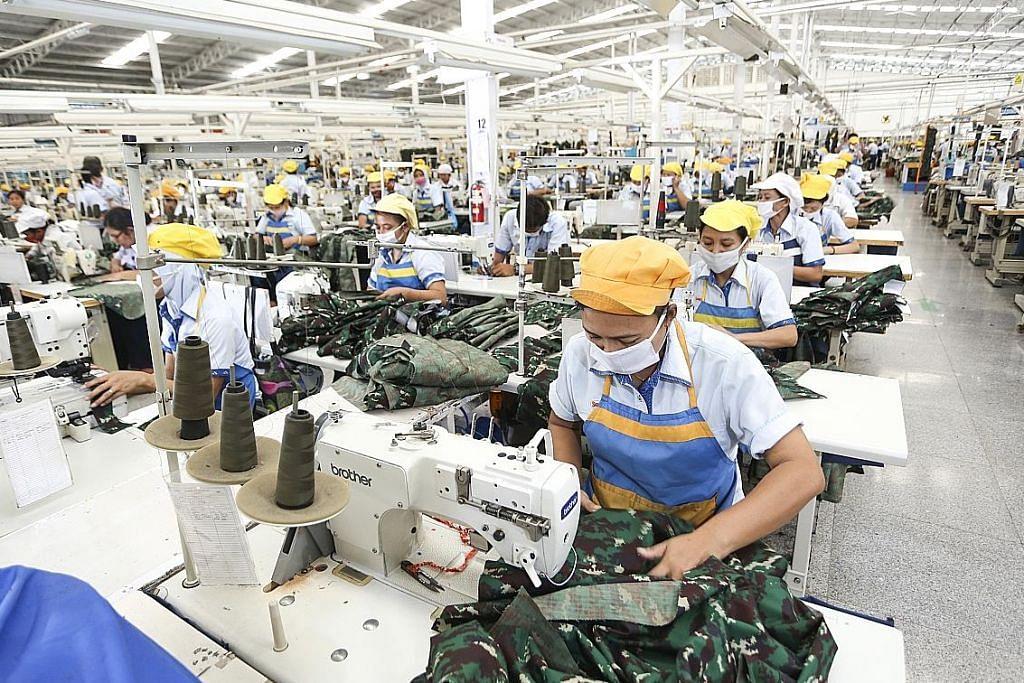 Di sebalik penularan Covid-19, industri tekstil Indonesia raih manfaat