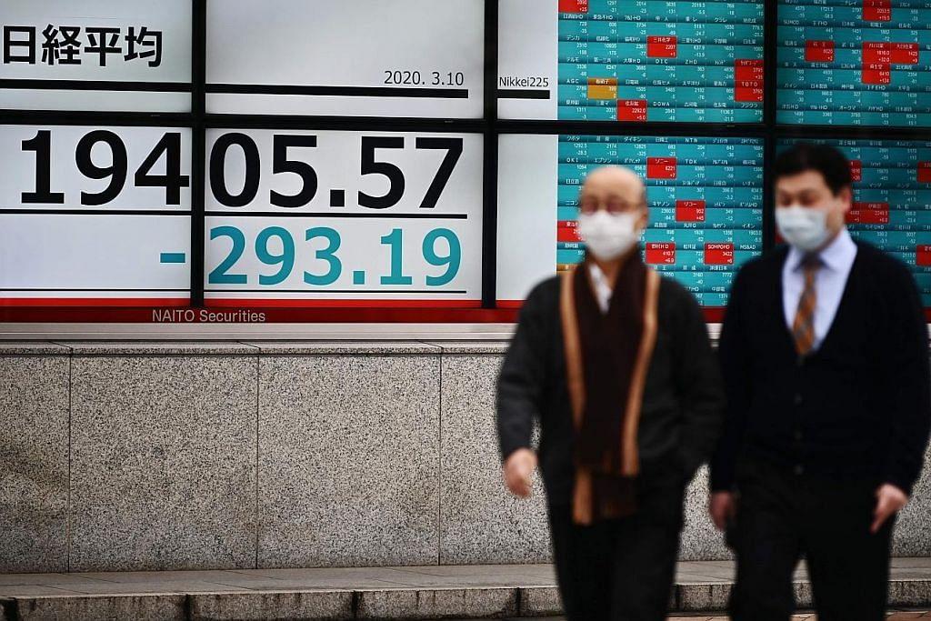 Harga saham pulih tetapi ketidaktentuan dijangka berterusan